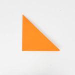Origami Fisch falten - Schritt 3