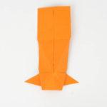 Origami Koi Fisch falten - Schritt 14 von 25