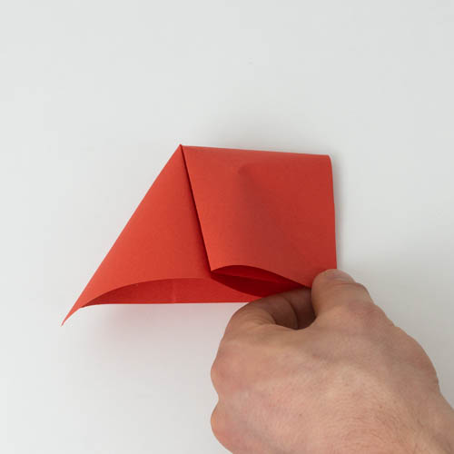 Zusammengeschobenes Quadrat - Teil 2