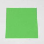 Quadratisches Origami Papier 15x15 Zentimeter