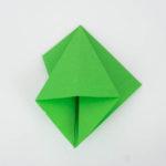 Schritt 16 von 70 - Origami Papagei falten Anleitung