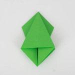 Origami Papagei falten - Schritt 19 von 70