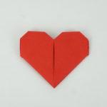 Herz basteln Anleitung - Basteln Herz - Mit Kindern basteln