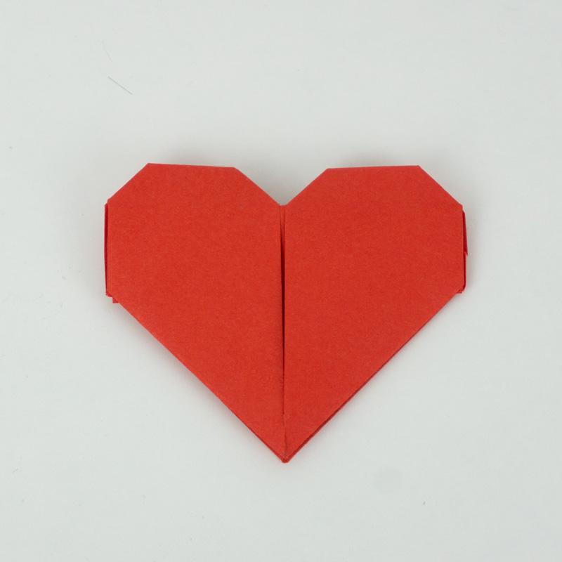 Ein Süßes Herz Basteln Schnelle 7 Schritte Anleitung Jetzt Loslegen