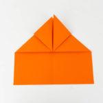 Einen Papierflieger falten - Habicht