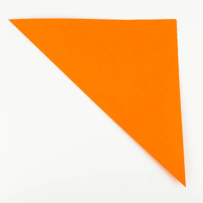 Ein Papierflugzeug falten - Schritt 2