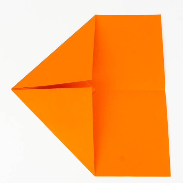 Papierflieger falten - Langstrecken Gleiter basteln