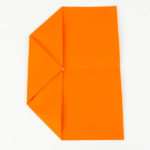 Papierflieger Gleiter falten