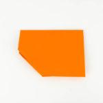 Gleiter falten - Papierflieger basteln - Schritt 6