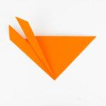 Ein Papierflugzeug bauen Anleitung - Schritt 5