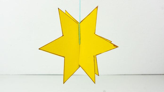Sterne Basteln Mit Kindern