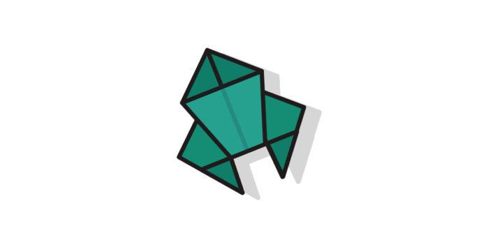 Origami Krabbe falten - Thumbnail