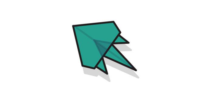 Origami Rochen falten - Thumbnail