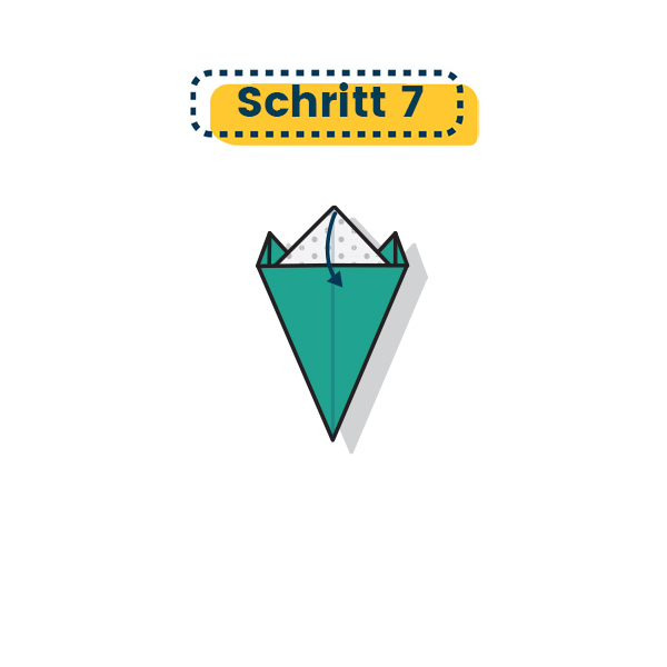 Origami Dachshund 09