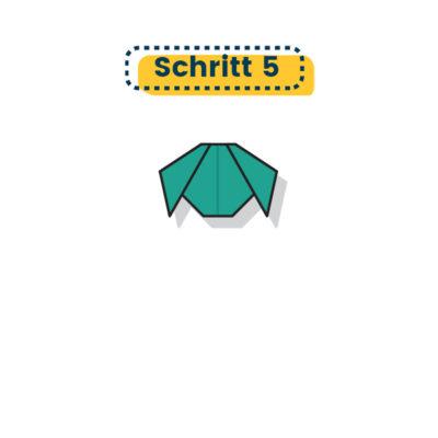 Origami Hund falten 05