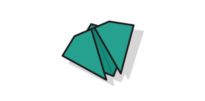 Origami Marienkäfer falten - Thumbnail