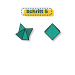 Origami Papiervogel falten 05