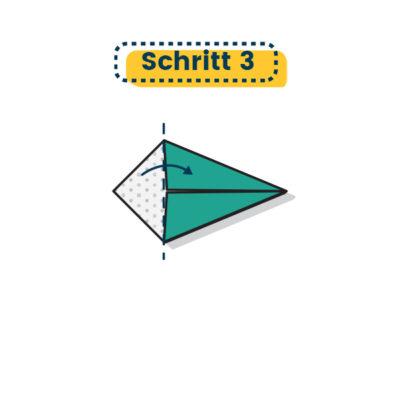 Origami Rochen falten 03