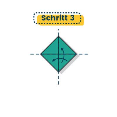 Origami Schale falten 03