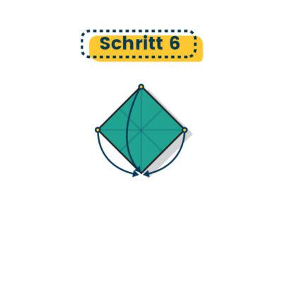 Origami Schale falten 06