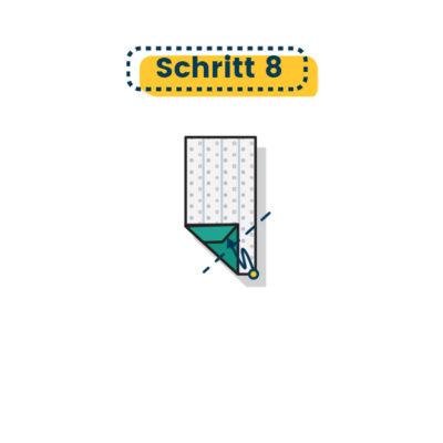 rechteckige Origami Schachtel 08